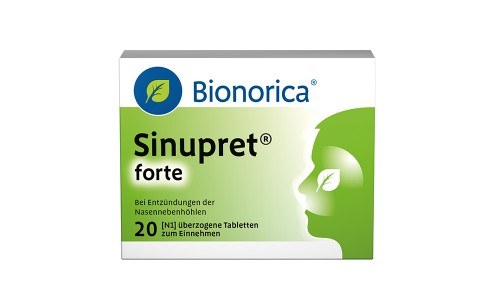 Sinupret forte Dragees 20 St.  8,95 €
