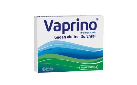 Vaprino Kapseln 10 Stück  6,95 €