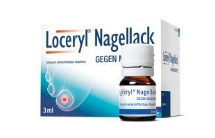 Loceryl Nagellack gegen Nagelpilz  3ml  28,95 €