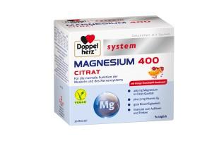 Doppelherz Magnesium 400  20 Btl.  6,45 €