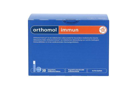 Orthomol immun Trinkfläschchen  30 Tagesportionen   52,95 €