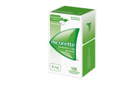 Nicorette Freshmint Kaugummi 105 St.   22,95 €