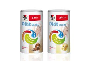 Doppelherz Diätshake Vanille oder Schoko   500g  11,95 €