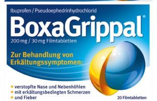 BoxaGrippal Tabletten 20 St. 12,97 €