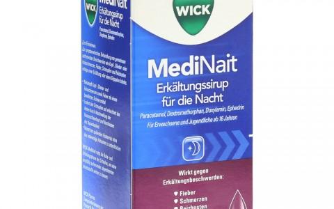 Wick MediNait Erkältungssaft  90 ml 9,95 €