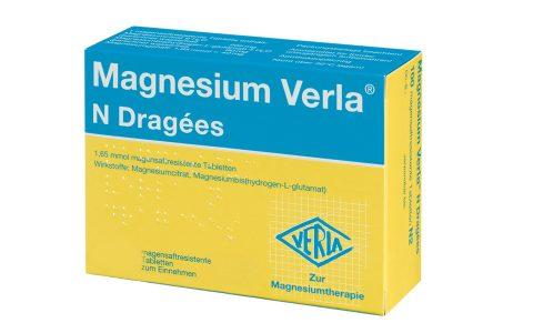 Magnesium Verla N Dragees 200 St. 11,45 €