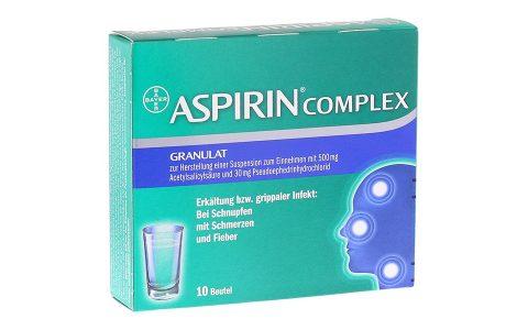 Aspirin Complex Granulat  10 Btl.  6,95 €