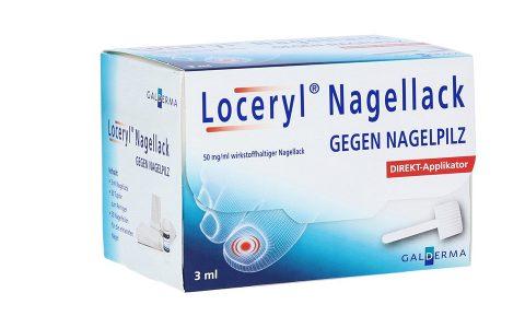 Loceryl Nagellack gegen Nagelpilz direkt  3 ml  28,95 €